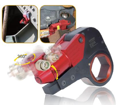 中空式液壓扳手HTK系列