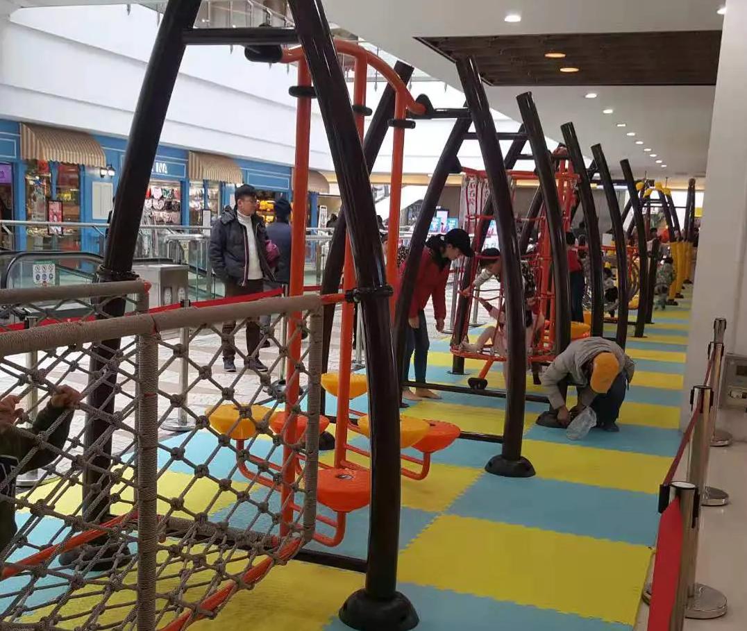 室内儿童拓展游乐设施