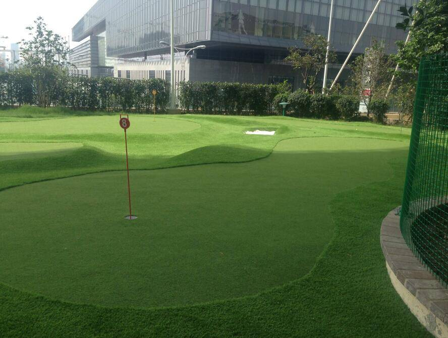 上海世博园高尔夫