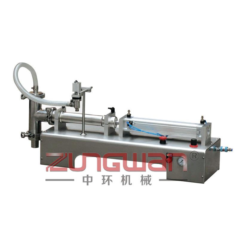 ZHDY半自动单头食品类液体灌装机