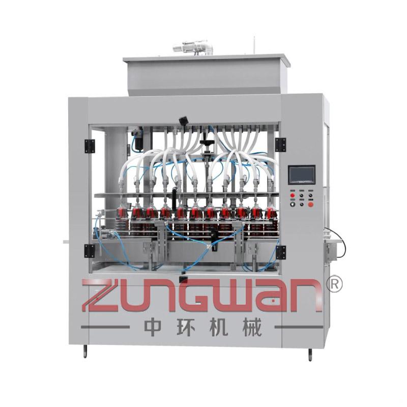ZHBL-1916H自流式灌装机