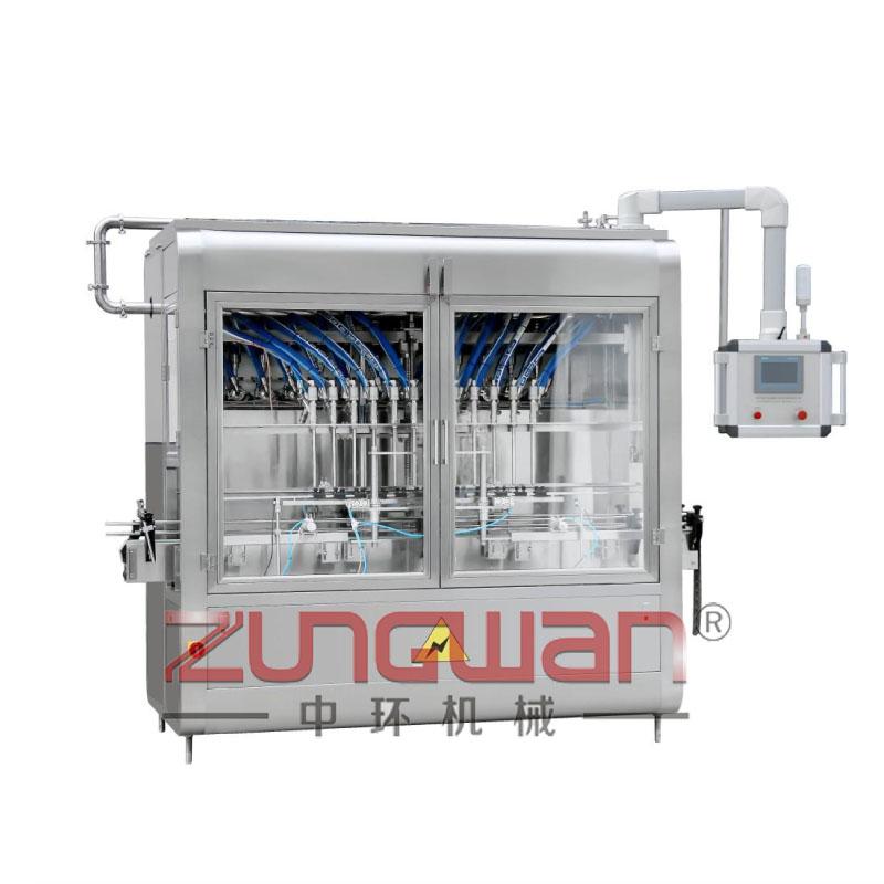 ZHBL-1920N直列活塞式灌装机