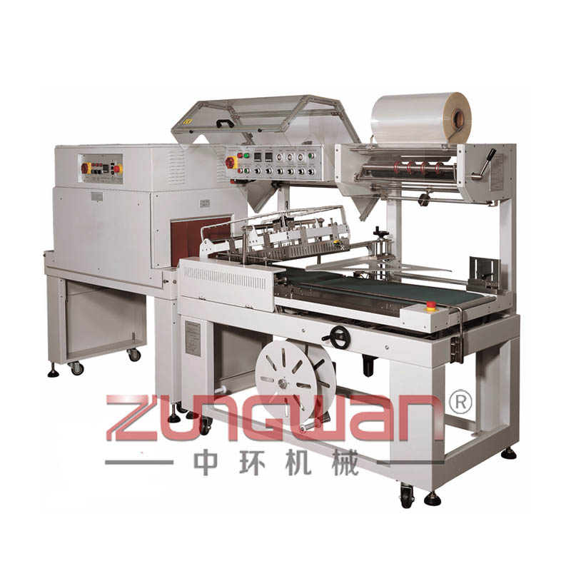 ZH-5545TL型全自动封切热收缩机