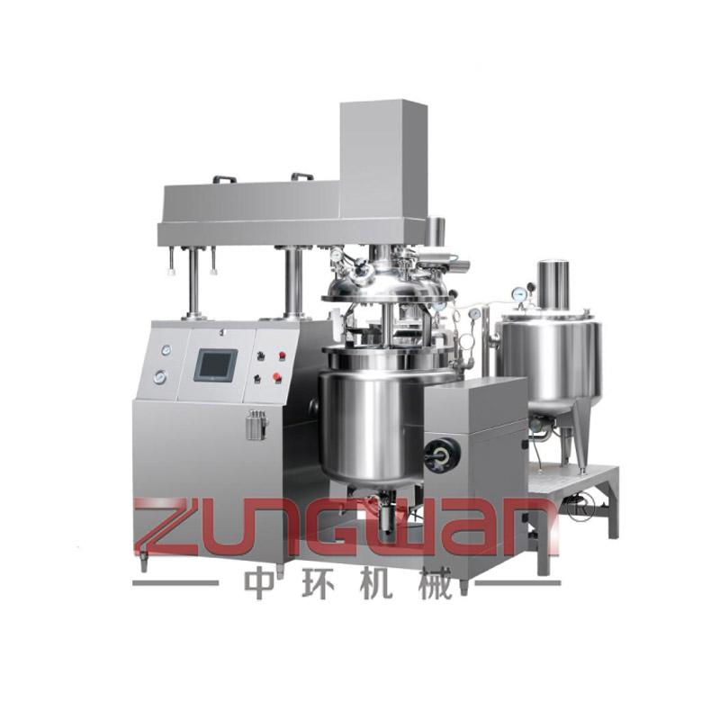ZRJ-500L真空乳化机