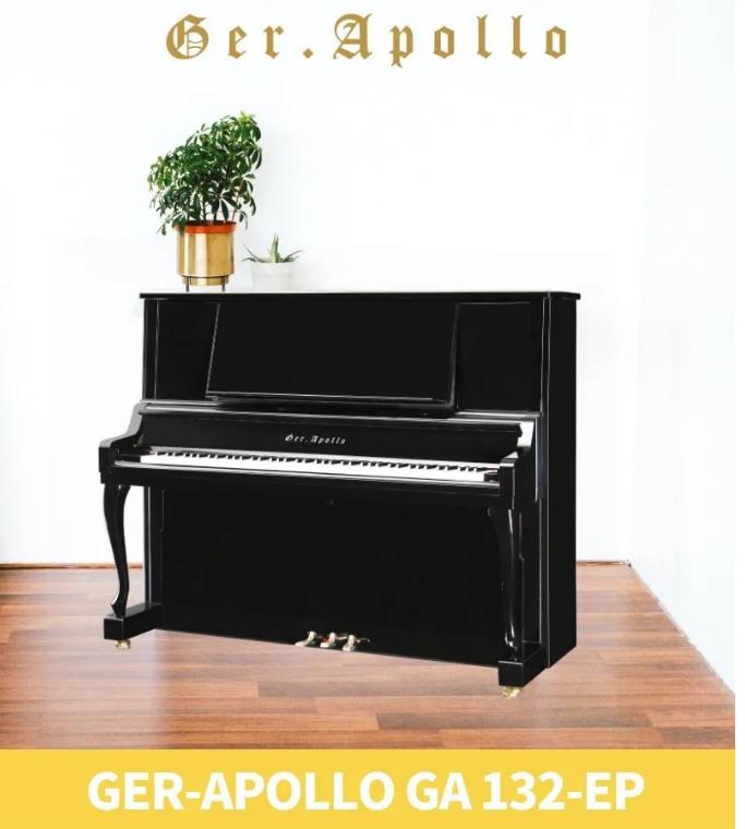 优质的琴音,传奇的钢琴|GER-APOLLO GA132-EP