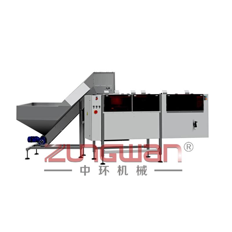 ZHLP-120B全自动大瓶理瓶机