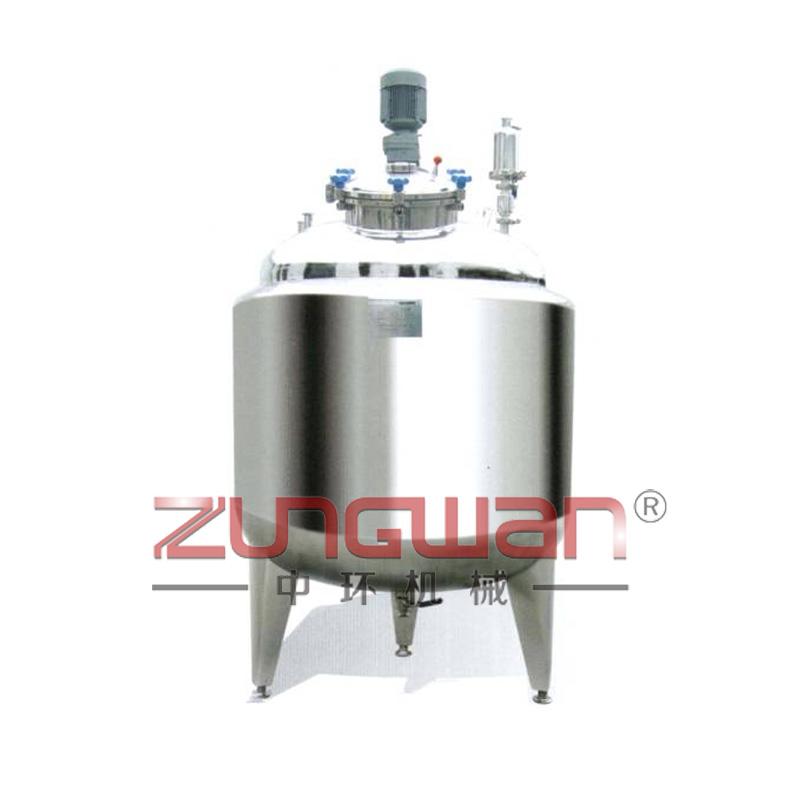 ZH-JBG不锈钢搅拌罐