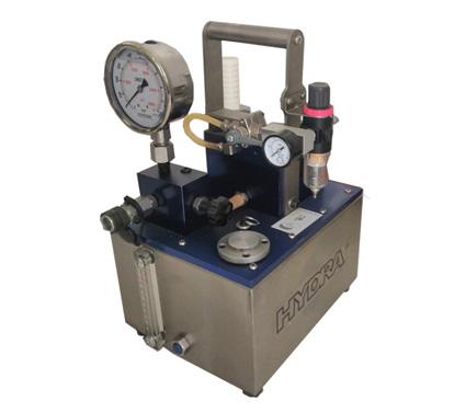 MPU系列超高壓氣動泵