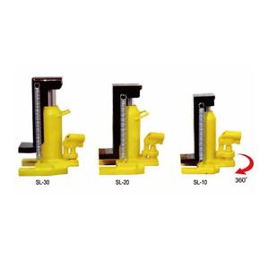 SL系列一體式爪式液壓千斤頂(液壓起道機)
