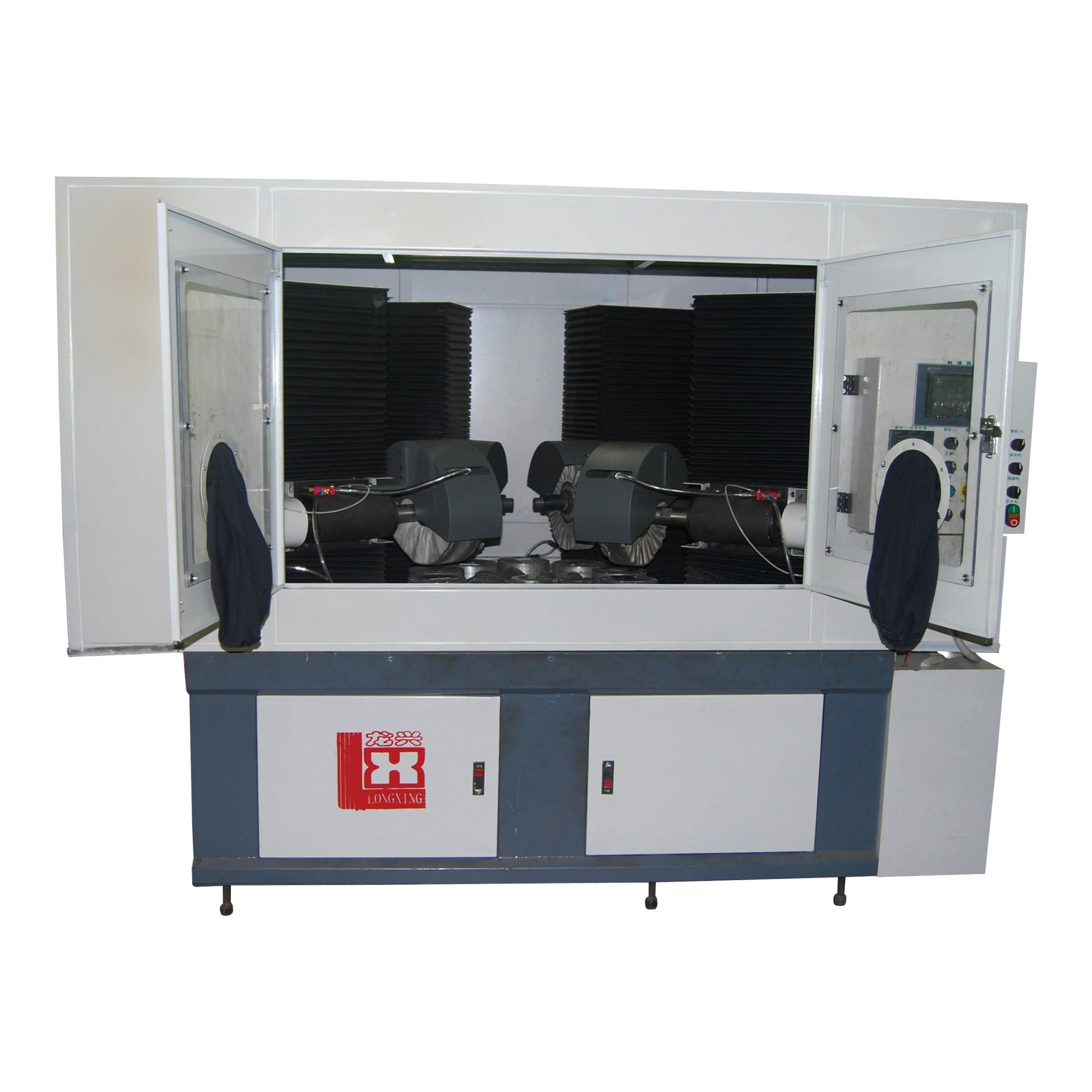 LX134鏡面拋光機(真空系統)