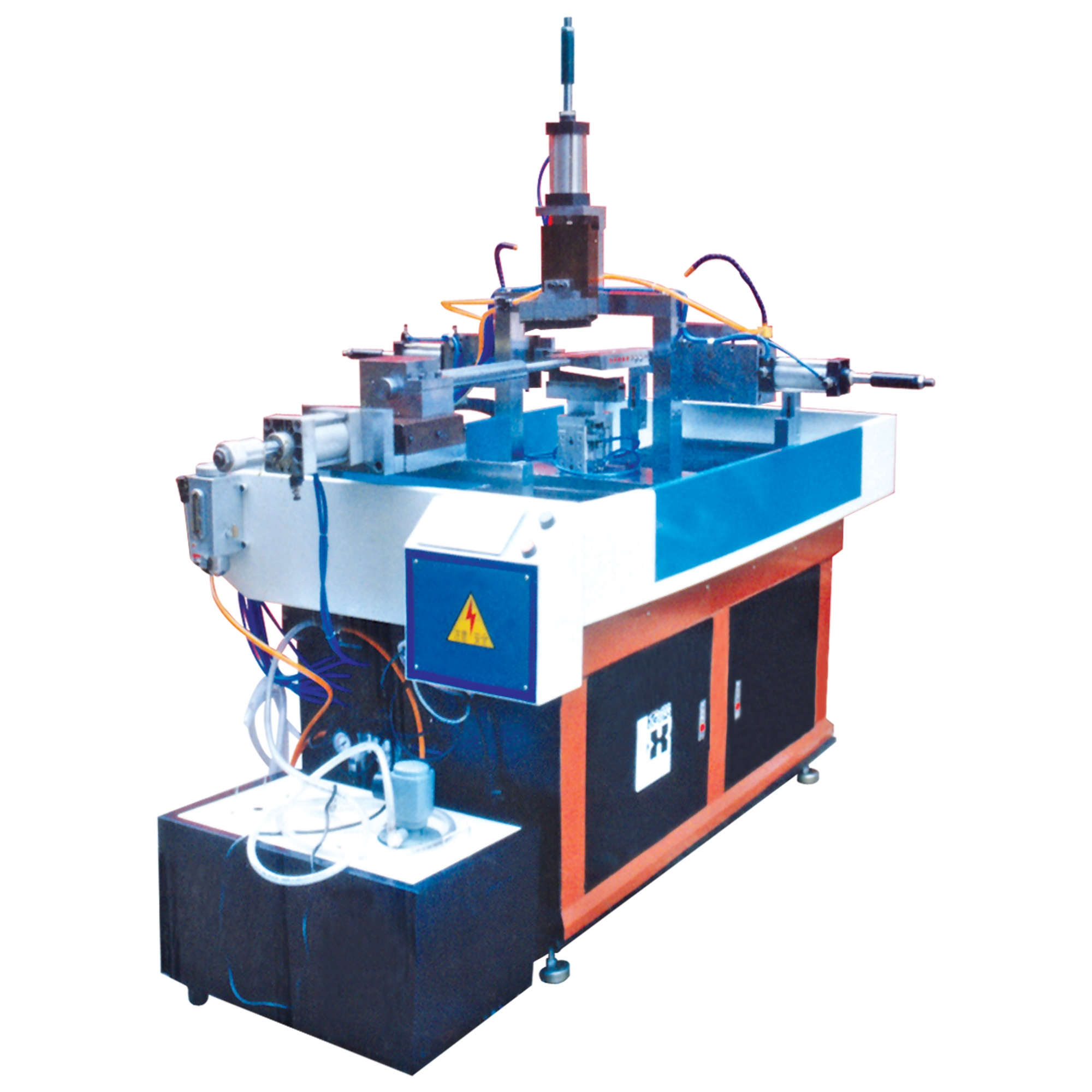 LX119 成型料刷紋機