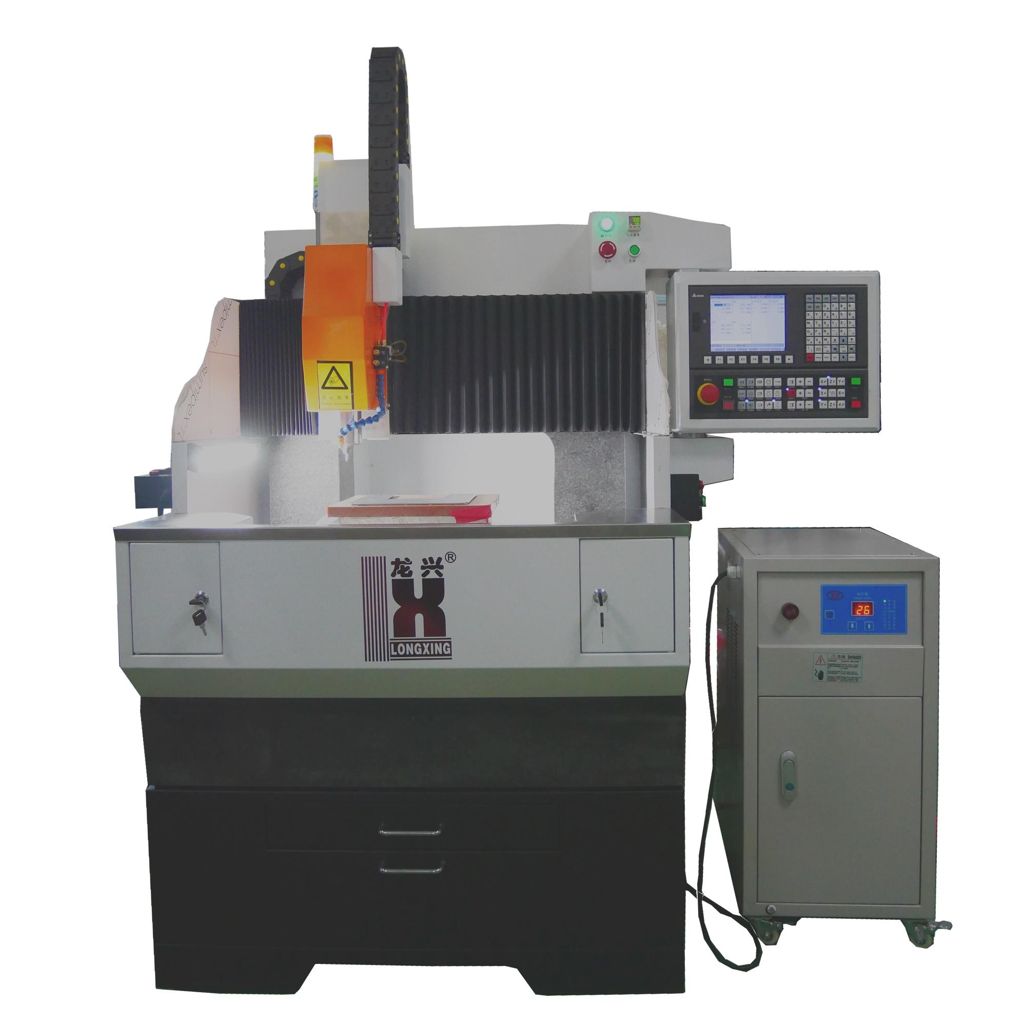LX019 CNC雕铣高光机