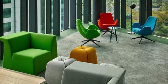 为什么办公地毯那么受欢迎?