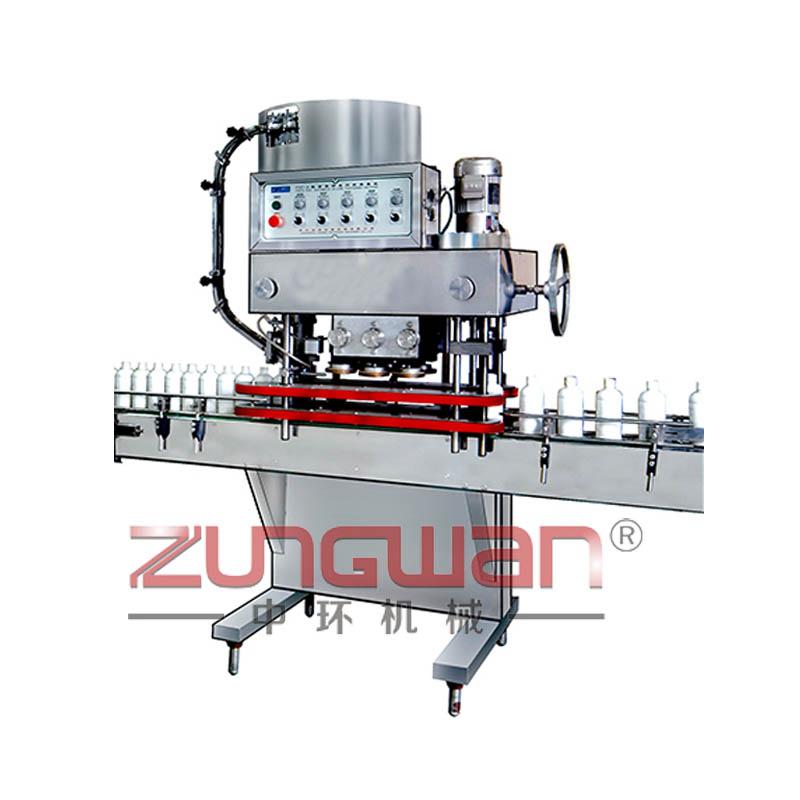 ZHSG—A 型全自动直列式旋盖机