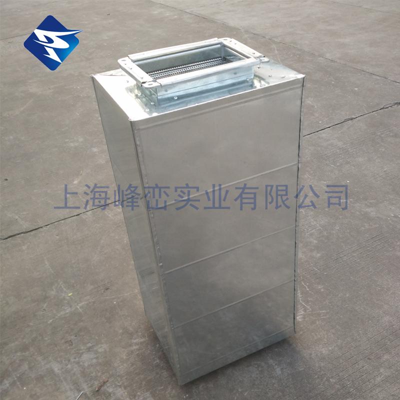 风管消声器静压箱