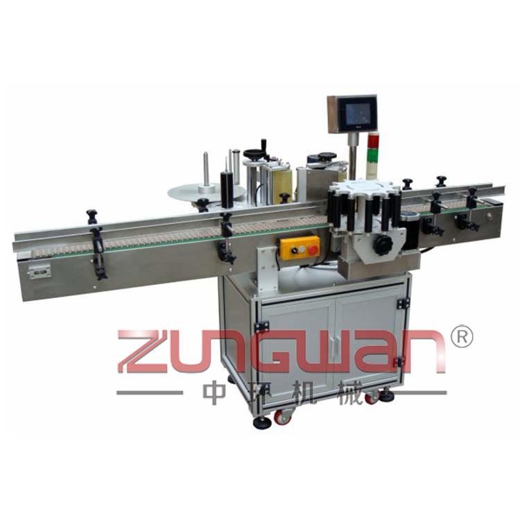 ZHTB02不干胶贴标机(高精度贴标机)