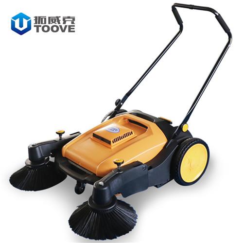 拓威克 TS-950手推式无动力扫地机  物业保洁用吸尘扫地车