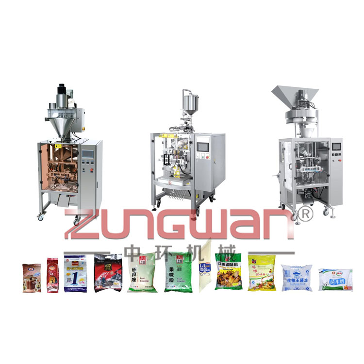 ZHYB系列液体膏体粉剂颗粒包装机