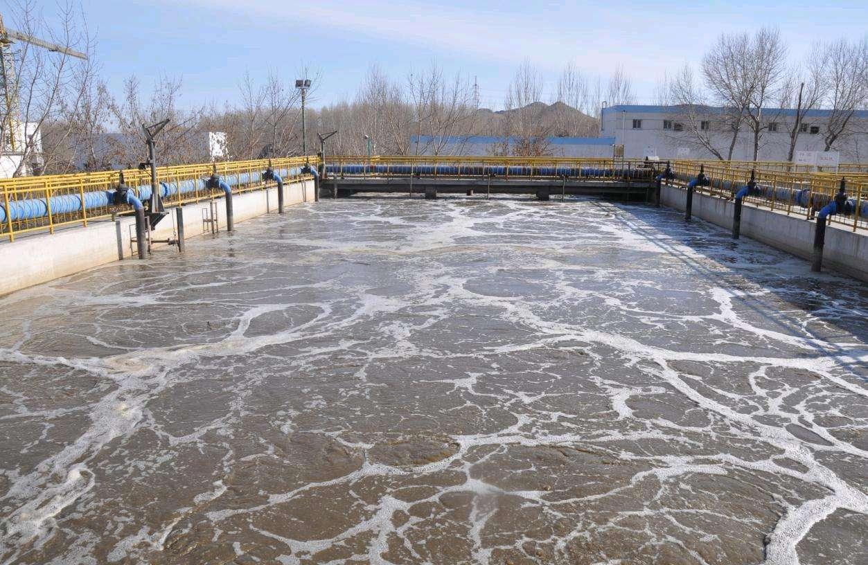 生化污水池加蓋除臭