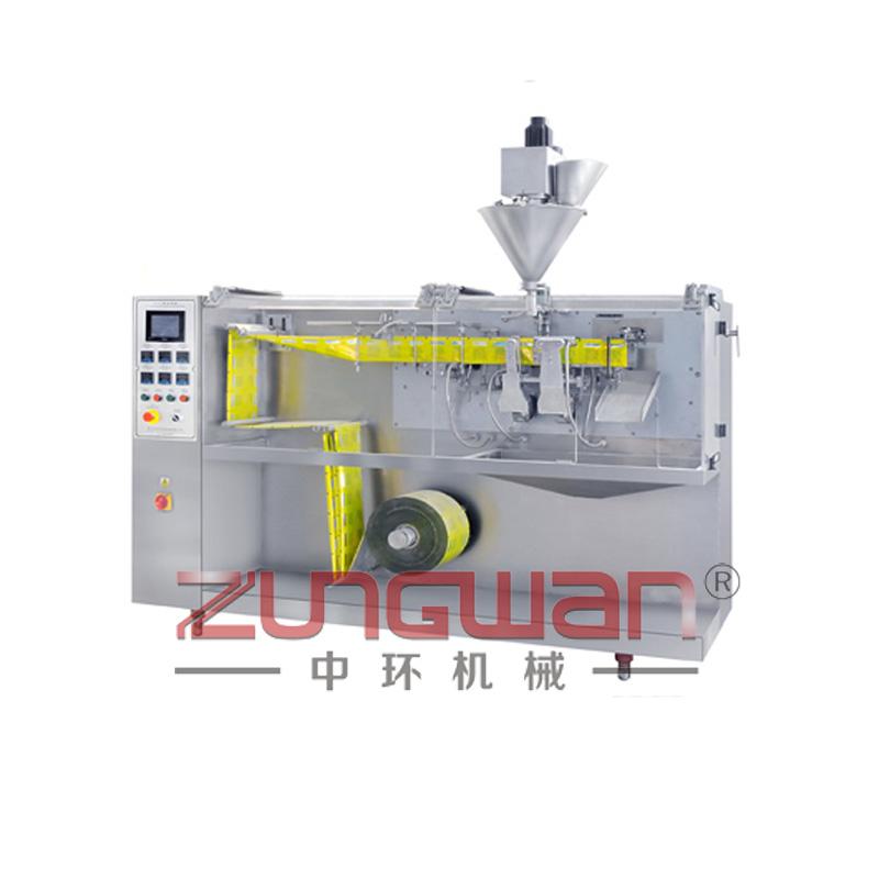ZH-110型水平式自动粉剂液体两用多功能包装机