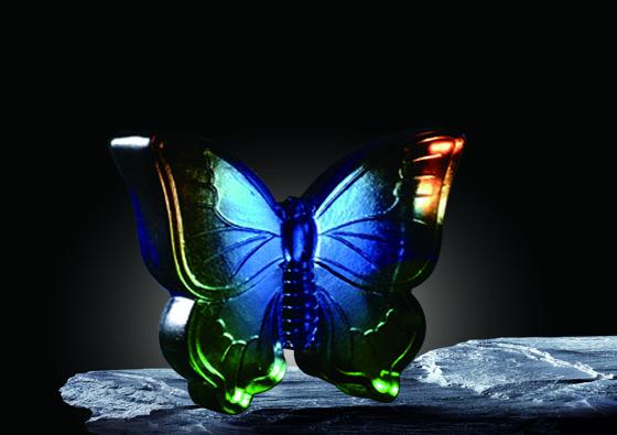 琉璃艺术品个性化设计是琉璃的灵魂