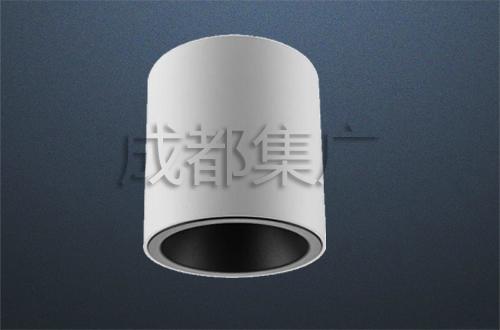 LED明装筒灯(白)