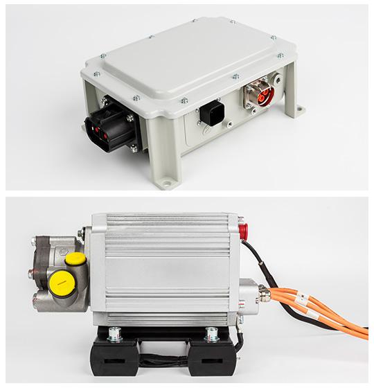 分体式双源电动液压助力转向系统案例
