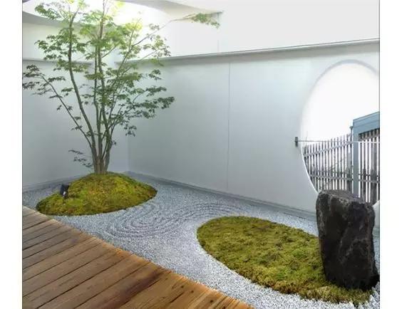 不一样庭院景观绿化设计,你get了吗?