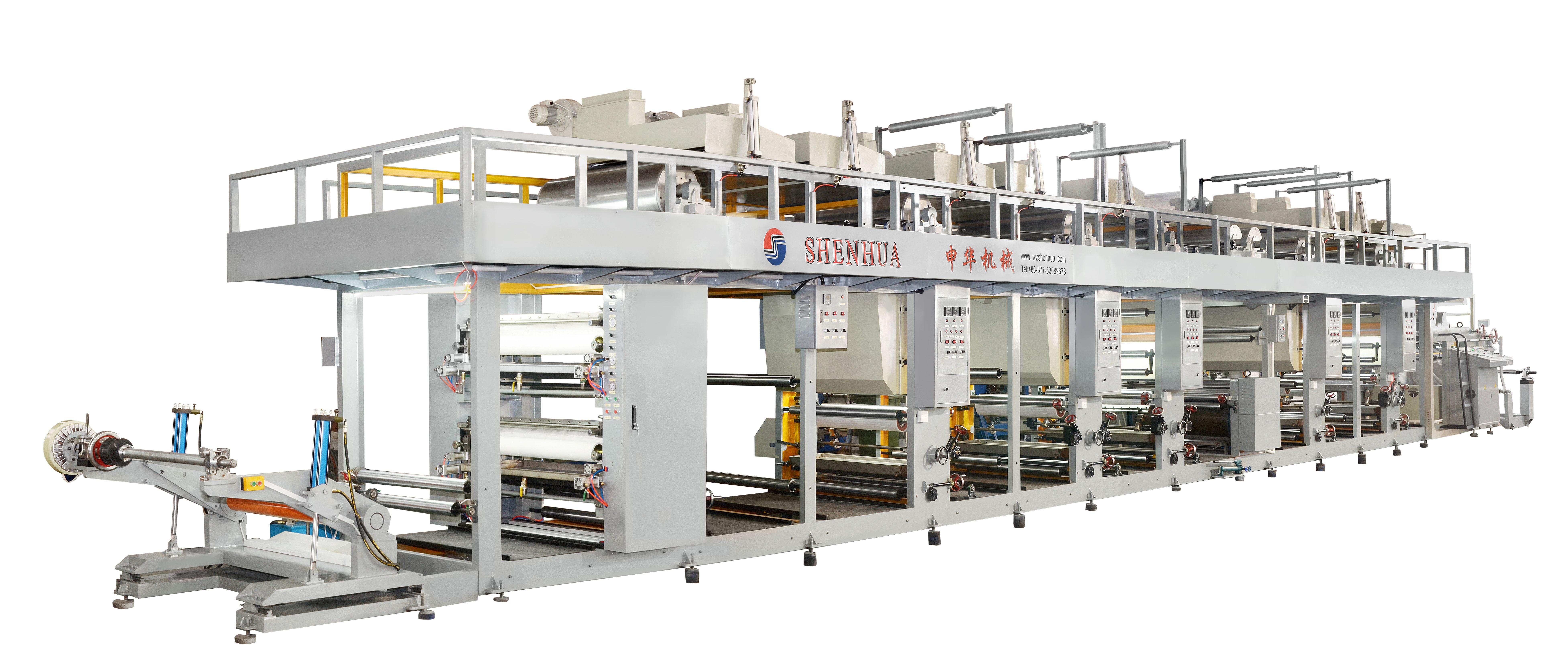 SYW-1150D型柔版.凹版涂布印刷橫切機