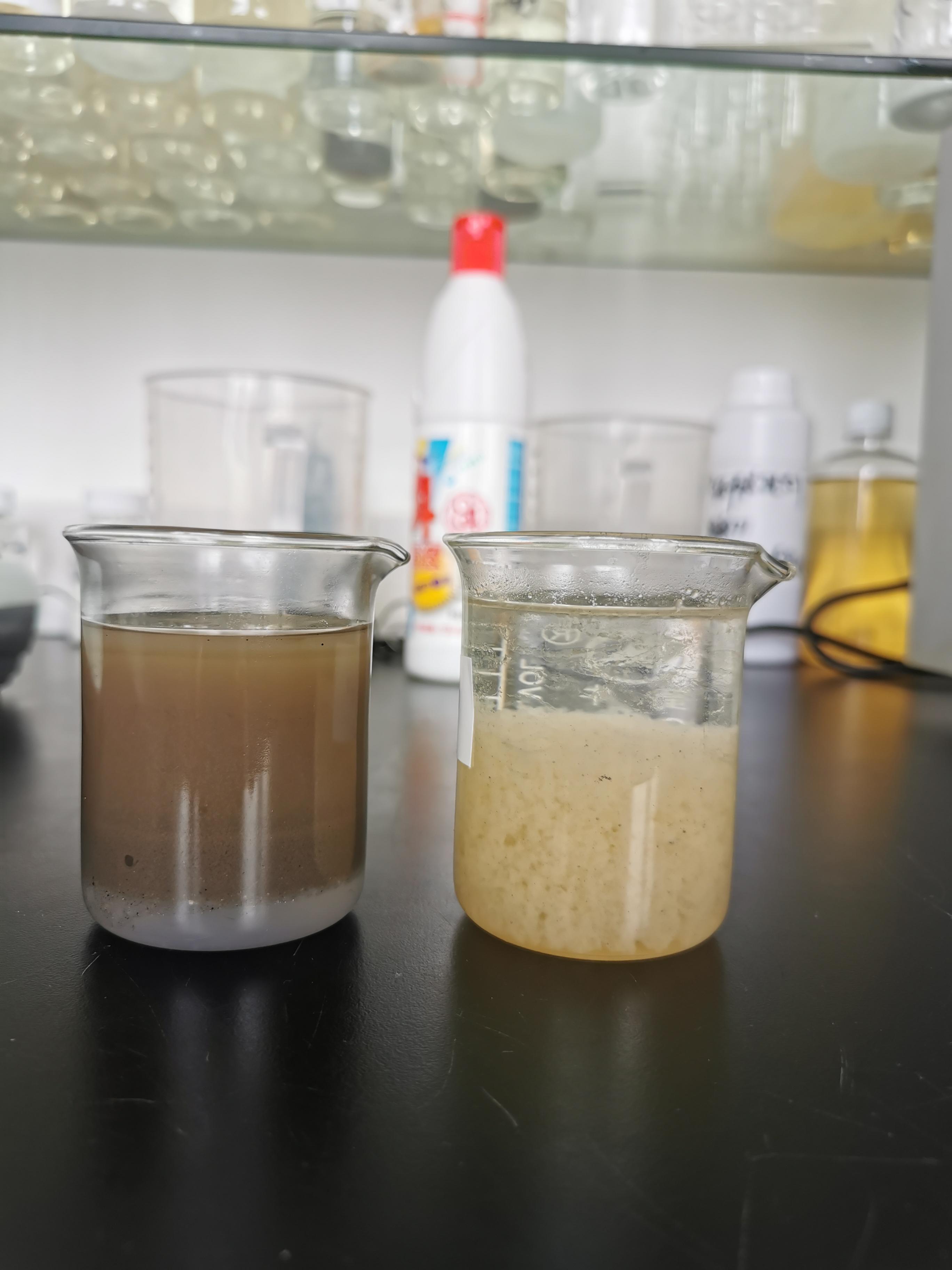 機械加工含油廢水處理