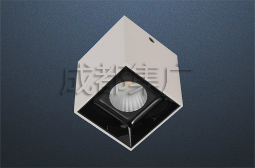 LED明裝格柵燈(單)