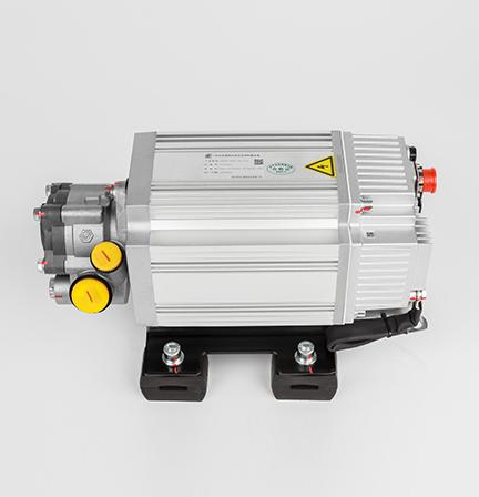 一体式双源电动液压助力转向系统案例