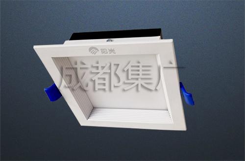 LED方形筒灯