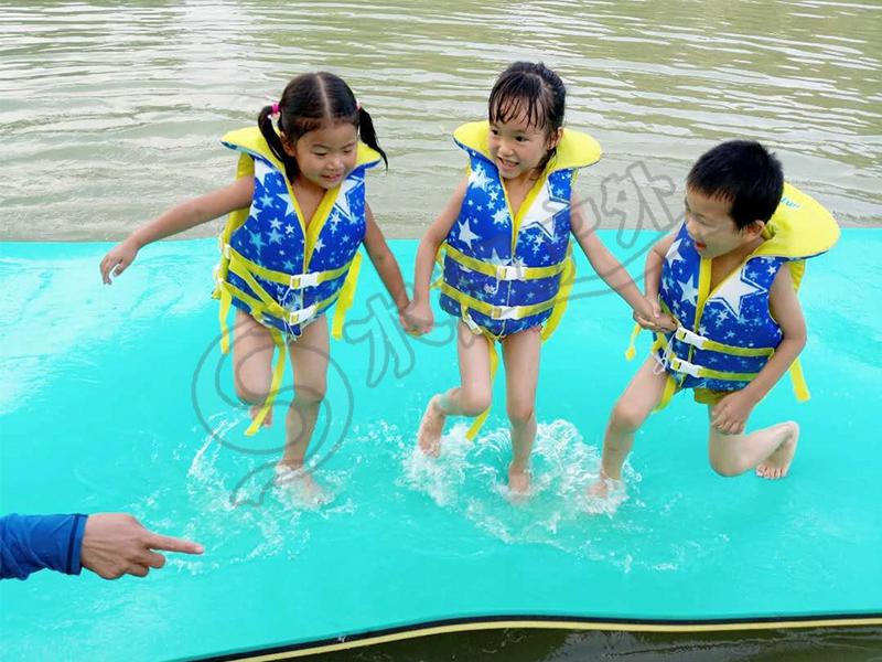 儿童款水域运动救生衣
