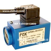 意大利FOX压力开关K4TAF2压力继电器WF41/M3温度开关TM46A1液位开关LG1/500流量开关ZV6现货批发
