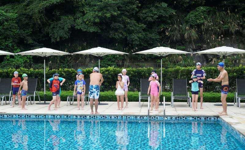 自由泳短训班