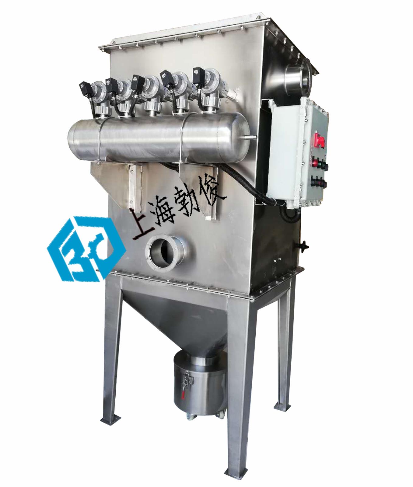 MCC系列烧结板工业除尘器