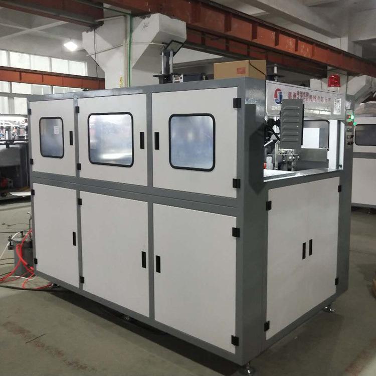 SH-900 A自動連體蓋紙盒成型機