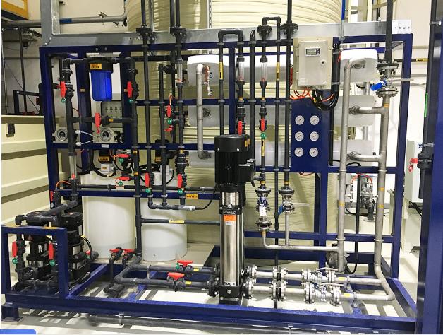 苏州精密部件电镀废水处理工程