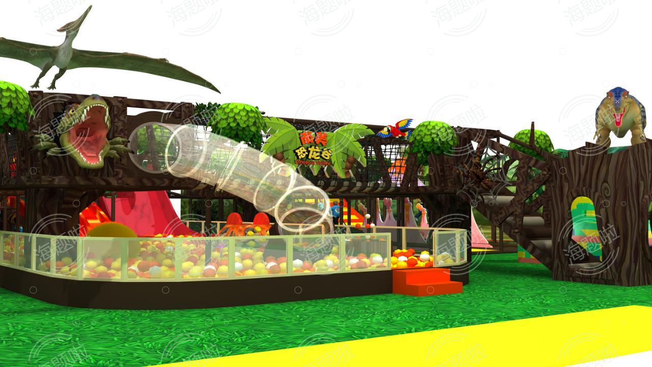 恐龙主题乐园