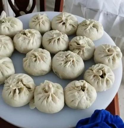 君信龙8国际备用网站家人午餐之妈妈的味道的大蒸包