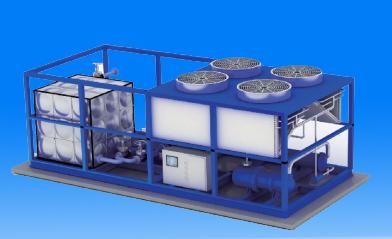 一体式冷水机组YLX系列