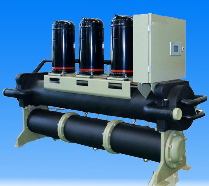 水冷开放式冷水机组KLS 系列