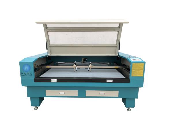 HL-1610双头蜂窝平台激光切割机