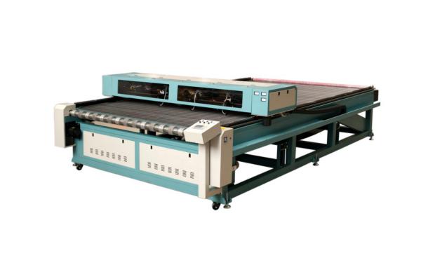 HL-1830三头互移自动送料激光裁床