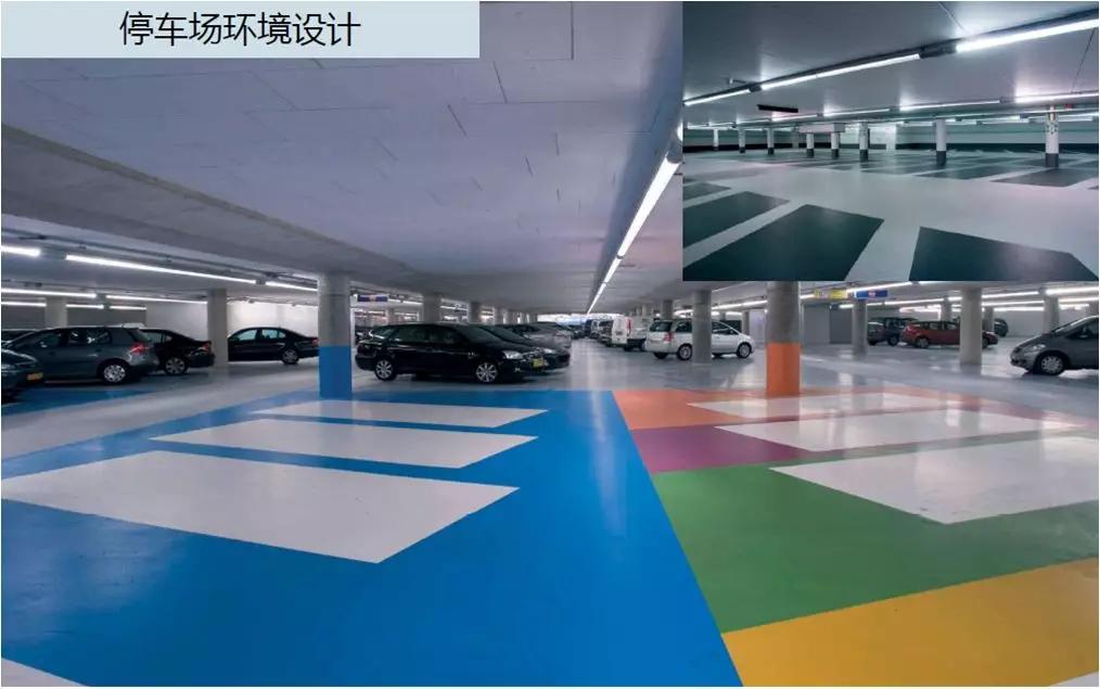 如何合理设计地下停车场