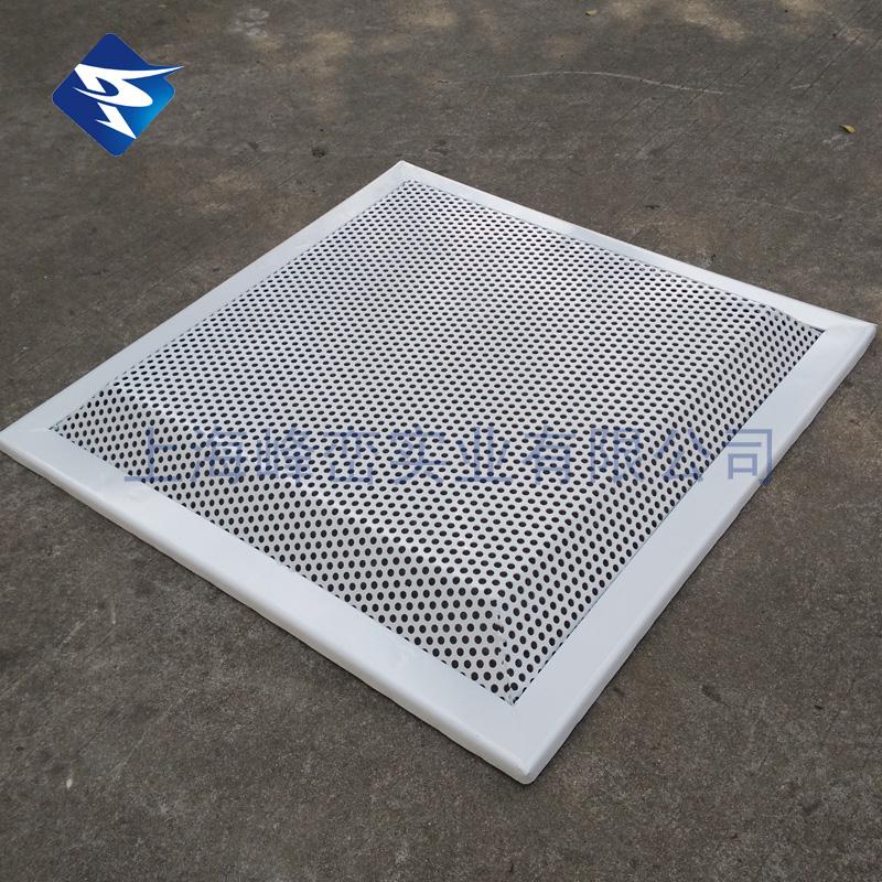 铝合金孔板风口 中央空调出风口 新风口