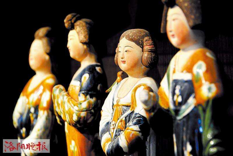 洛阳唐三彩的发展历史