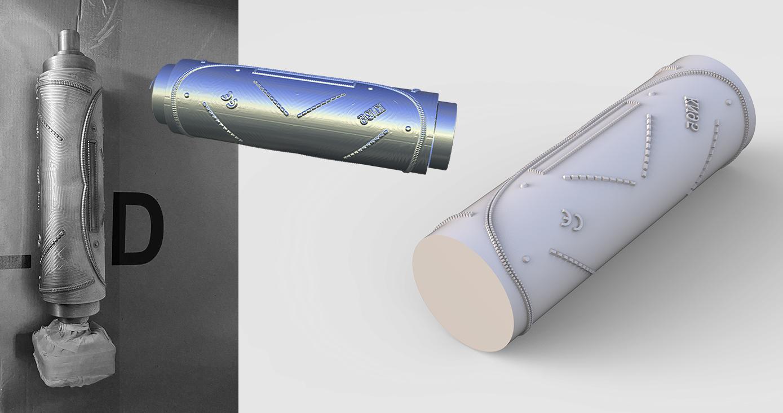 3D逆向建模设计