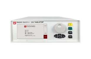 Radio Rack 4 - 220 Tabletop
